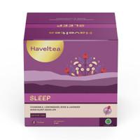 Haveltea SLEEP   Teh Indonesia Bunga Chamomile Tea   Pengantar Tidur  
