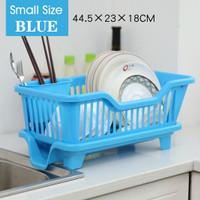 Rak Dapur Pengering Cuci Piring Gelas Cangkir Serbaguna RD014S Small P