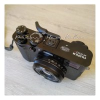 Thumbs Up Thumb Grip Fujifilm X100 - X70 - Leica Dlux Typ.109
