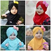 Jilbab Anak Ainun Kids Jilbab Bayi Balita Muslim