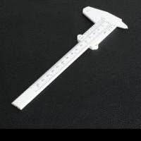 penggaris Sorong / sigma plastik 6inch / jangka sorong