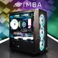 PC DESIGN | RYZEN 5 3600 | RTX2060 | 8GB | SSD | GAMING DESIGN PC - RTX2060