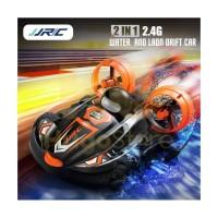 JJRC Q86 RC Drone Car Amfibi Car Boat | Mainan Remot Darat dan Air