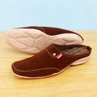 Sepatu Selop Pria-Sepatu Sandal Pria Bagor SG 11 CK - 39