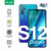 Aldo S12 Galaxy 6/64 Ram 6GB Internal 64GB Garansi Resmi