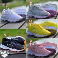 Sepatu Volly Lari Joging Olahraga wanita Asics women voli