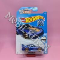 Hot Wheels US FS HW Showroom Porsche 993 GT2 Blue Half Roll Bar