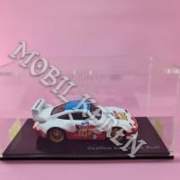 Hot Wheels Custom Porsche 993 Kinder Joy for Boys White Blue