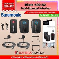 Saramonic Blink 500 B2 Dual-channel Wireless Omni Lavalier Microphone