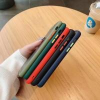Soft Case Matte Colored Redmi Note 8