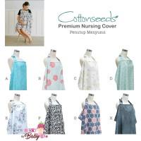 Cottonseeds Apron Menyusui Nursing Cover Penutup Menyusui Bayi CTS004