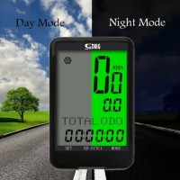 Wireless Bicycle Speedometer Sepeda SD577C1 Spedometer Sunding
