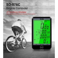 Speedometer Sepeda Wireless SD-576C Sunding Bicycle Spedometer SD576C