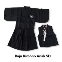 Baju Kimono Jepang Anak SD - Pakaian Adat Kimono Anak SD