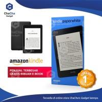 Amazon Kindle Paperwhite eBook Reader Waterproof 8GB Ads Black