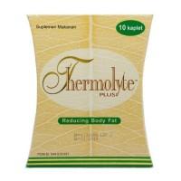 Thermolyte Plus 10 Kaplet / Pelangsing / Diet