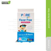 PURE Kids Fever Free Kompres Penurun Panas