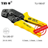 TNI-U TU-190-07 Terminal Skun Tang Crimping Cutter For Cable 26-16 AWG