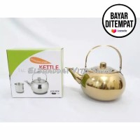 Teko / Kettle Aladin Stainless Steel 18 cm