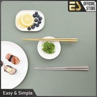 ES 304 stainless steel sumpit set 5 set peralatan makan restoran