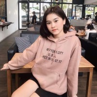 New York City Sweater Hoodie Outerwear Terbaru & Terlaris