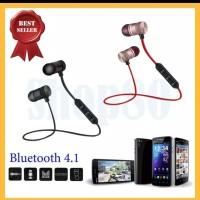 wireless earphone magnetik sports,. - headset bluetooth
