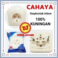 Cahaya Stop Kontak IB / Stopkontak IB / Stop Kontak Inbow / Colokan IB
