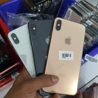 iphone xs max 64gb fullset second