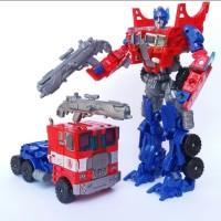 Action Figure Transformers - Koleksi Robot Transformer - Optimus Prime