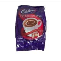 Cadbury Hot Chocolate Drink / Minuman Coklat 450gr