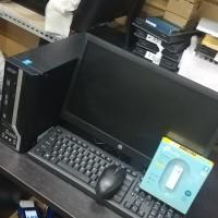 paket komputer fullset/PC ACER SFF core i3 2100+4gb+320gb+lcd 19wide
