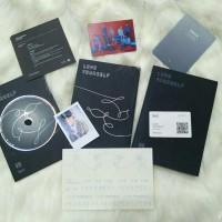 Album BTS Love yourself : Tear O version.//Unseald//Official