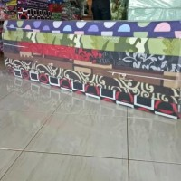 Kasur Lipat 2/3/4 Busa Inoac Uk. 200X100X5 Cm Original Super Murah