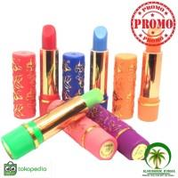 Lipstik HARE warna / lipstik arab murah / 1 pcs - Merah