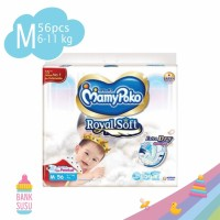 Mamypoko Perekat Royal Soft M 56