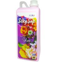 Pewangi Pakaian Silkysoft bukan Mawar Super Laundry