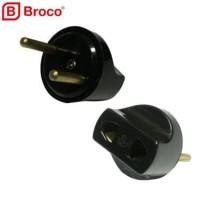 BROCO Over Steker Adaptor Bulat 844