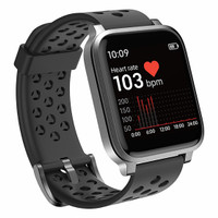 SKMEI Smartwatch Sport Fitness Tracker Heart Rate Waterproof - X3