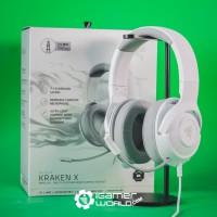 Razer Kraken X Mercury Ultralight Multi-Platform Gaming Headset
