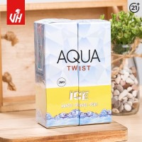 DISKON AQUA 60ML TWIST SPLASH By 9 NAGA DISTRIBUTION