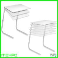 Table Mate II Meja Laptop Lipat Portable - Putih
