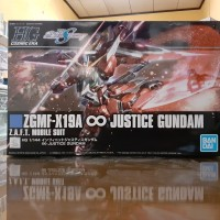 HG INFINITE JUSTICE GUNDAM