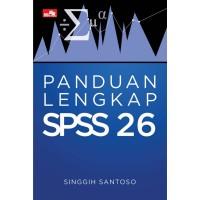 Buku Panduan Lengkap SPSS 26 Singgih Santoso