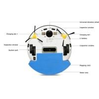 Robot Vacuum cleaner + pel