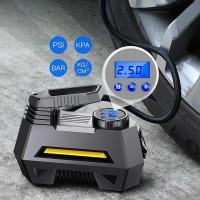 Pompa Ban mobil motor sepeda presta/Mini Kompresor portable litghter
