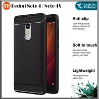 Case Xiaomi Redmi Note 4 Note 4X Soft Case Premium Casing Slim Cover