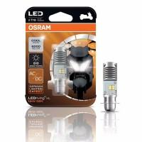 Osram Lampu Utama Motor LED T19 H6 M5 K1 New Gen Putih - 7935CW