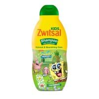 Zwitsal Kids Shampoo Natural & Nourishing Shampo Anak Laki Laki 180 ml