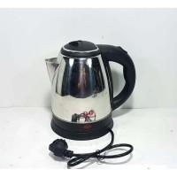 JUAL QQ Electric Kettle QK 158 Teko Ceret Listrik 1.5L Pemanas Air Mug