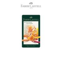 Faber-Castell Polychromos Pencil 12 Tin